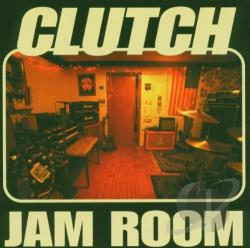 Clutch - Jam Room CD Cover Art