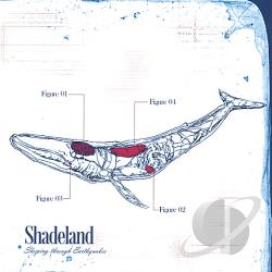 Shadeland - Sleeping Through Earthquakes CD Cover Art