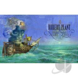 Plant, Robert - Nine Lives CD Cover Art