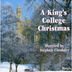 King's College Choir - King's College Christmas CD Cover Art