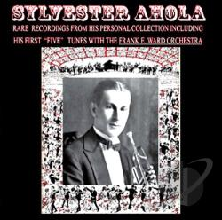 Ahola, Sylvester - Rare and Personal CD Cover Art