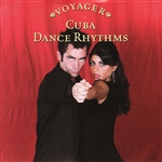 Voyager Series: Cuba - Dance Rhythms CD Cover Art