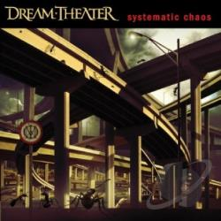 Dream Theater - Systematic Chaos CD Cover Art