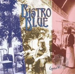 Mccorkindale, Cynthia - Bistro Blue CD Cover Art