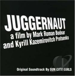 Sun City Girls - Juggernaut CD Cover Art