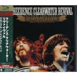Creedence Clearwater Revival - Chronicle: 20 Greatest Hits CD Cover Art