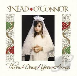 O'Connor, Sinead - Throw Down Your Arms CD Cover Art