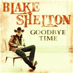 Shelton, Blake - Goodbye Time DB Cover Art