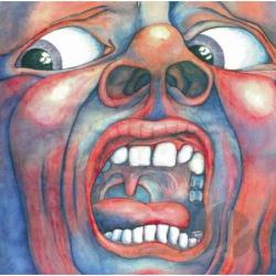 King Crimson - In the Court of the Crimson King CD Cover Art