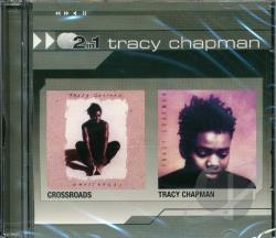 Chapman, Tracy - Crossroads / Tracy Chapman CD Cover Art