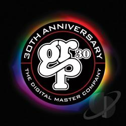 GRP 30: The Digital Master Company 30th Anniversary CD Cover Art