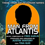 Austin Wintory - Man From Atlantis (Theme From The TV Series) DB Cover Art