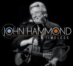 Hammond, John / John Hammond, Jr. - Timeless CD Cover Art