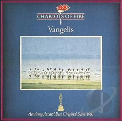Vangelis - Chariots of Fire CD Cover Art