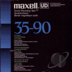 Maxell - Ud 35-90 Reel Tape, Ultra-Dynamic Cover Art