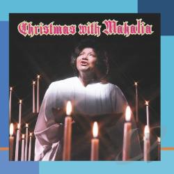 Jackson, Mahalia - Christmas with Mahalia CD Cover Art