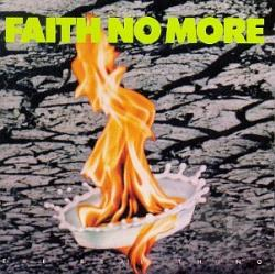 Faith No More - Real Thing CD Cover Art