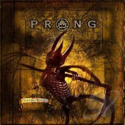 Prong - Scorpio Rising CD Cover Art