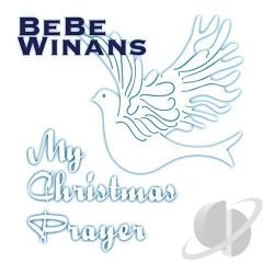 Winans, Bebe - My Christmas Prayer CD Cover Art