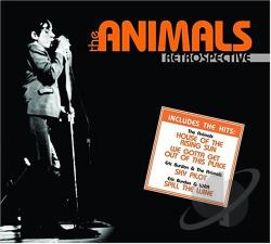 Animals - Retrospective CD Cover Art