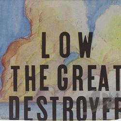 Low - Great Destroyer CD Cover Art