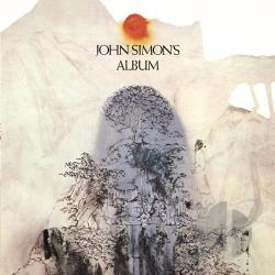 Simon, John - John Simon's Album CD Cover Art