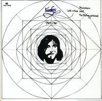 Kinks - Village Green Preservation Society CD Cover Art