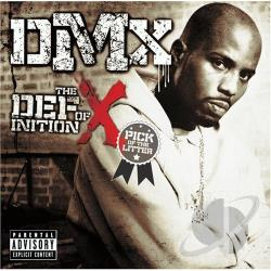 Dmx - Definition Of X: The Pick Of The Litter CD Cover Art