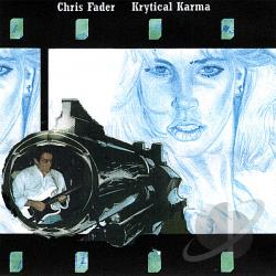 Fader, Chris - Krytical Karma CD Cover Art