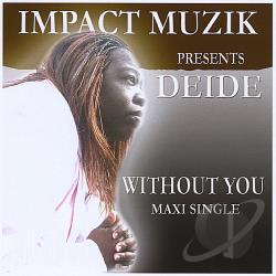 Deide - Without You CD Cover Art