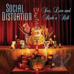 Social Distortion - Sex Love & Rock'N'Roll CD Cover Art