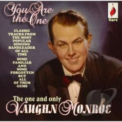 Monroe, Vaughn - You Are The One CD Cover Art