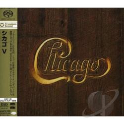 Chicago - Chicago V SA Cover Art