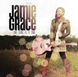 Jamie Grace - One Song at a Time CD Cover Art