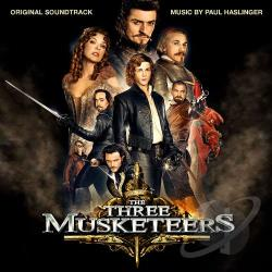 Three Musketeers CD Cover Art
