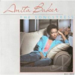 Baker, Anita - Songstress (Gatefold) LP Cover Art
