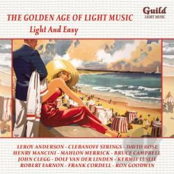 Light & Easy - Golden Age of Light Music: Light & Easy CD Cover Art
