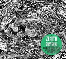 Grayskul - Zenith CD Cover Art