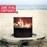 Something Corporate - Audioboxer CD Cover Art