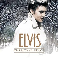 Presley, Elvis - Christmas Peace CD Cover Art