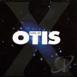Sons Of Otis - X CD Cover Art