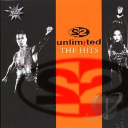 Two Unlimited - Hits CD Cover Art