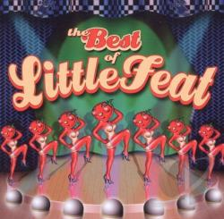 Little Feat - Best of Little Feat CD Cover Art