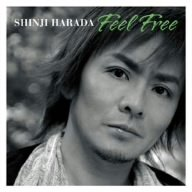 Harada, Shinji - Feel Free CD Cover Art