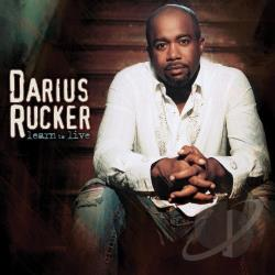 Rucker, Darius - Learn to Live CD Cover Art