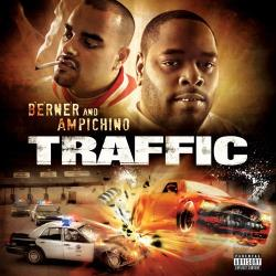 Ampichino / Berner - Traffic CD Cover Art
