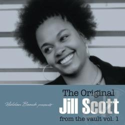 Scott, Jill - Original Jill Scott From the Vault, Vol. 1 CD Cover Art
