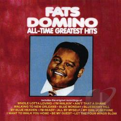 Domino, Fats - All-Time Greatest Hits CD Cover Art