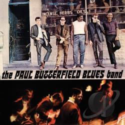 Paul Butterfield Blues Band - Paul Butterfield Blues Band CD Cover Art
