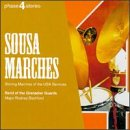Band Of The Grenadier Guards - Sousa Marches CD Cover Art
